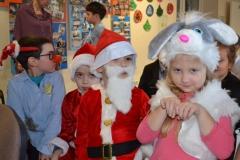 Mēs svinam Jauno gadu un Ziemasvētkus